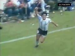 Mundial 86, Argentina Bélgica