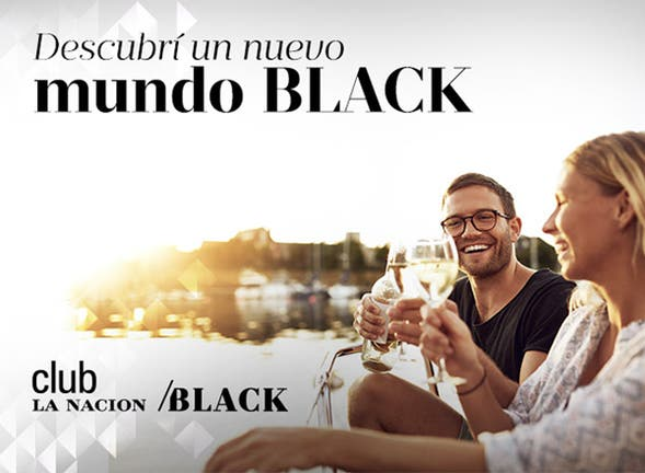 Club LA NACION BLACK - 2x1
