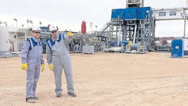 Alerta por amenaza de bomba en un pozo gasífero de YPF
