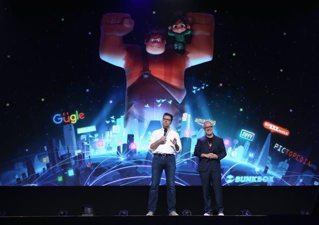 Phil Johnston y Rich Moore: los directores presentan Ralph Breaks The Internet