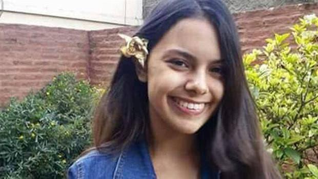 Anahí Benítez, la joven hallada muerta ayer