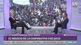 """El uso del """"Pata"""" Medina de las cooperativas"""