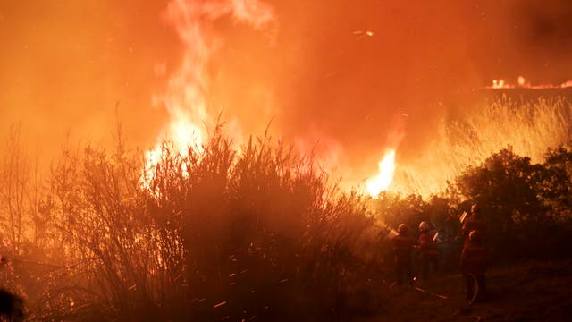 """El primer ministro portugués, Antonio Costa, declaró el """"estado de catástrofe"""" en el país por los incendios"""
