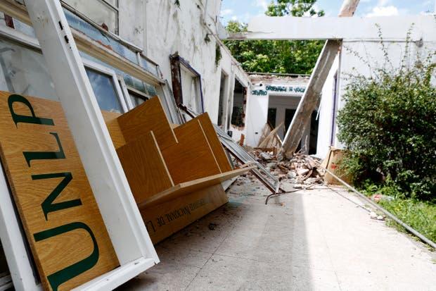 El hotel estará en 51 entre 8 y 9, lugar que ahora está en plena demolición