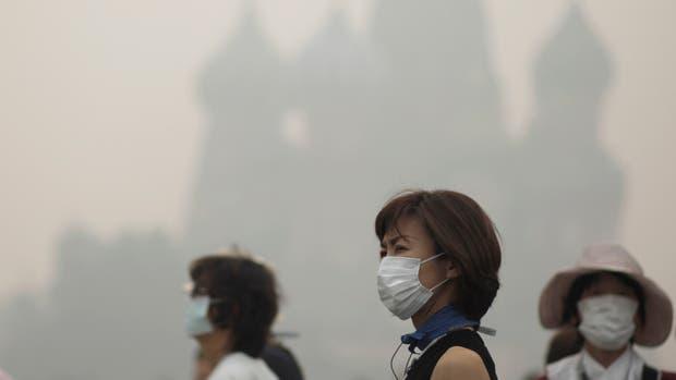 La contaminación del aire es el factor que tuvo un mayor impacto sobre las muertes vinculadas a la polución