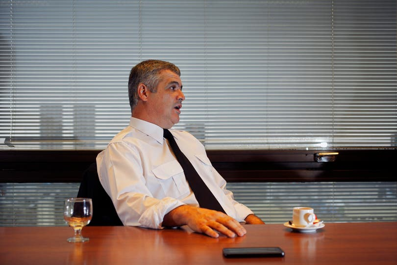 El detenido, Fabio Perroni, ofrecía en comisarías un seguro contra el robo de armas