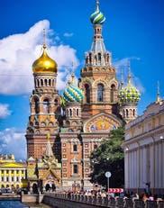 Rusia: 3 destinos imperdibles