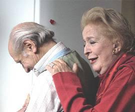 Manuel Alexandre y China Zorrilla, los protagonistas
