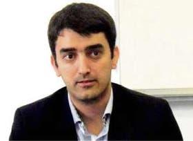 Hernán Albisu, senador bonaerense