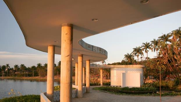 Pampulha Modern Ensemble.La Unesco estudia incluir en su inventario algunos bienes cultural del mundo. Foto: Sitio oficial de la Unesco