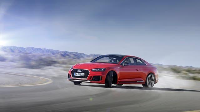 El Audi RS5 Coupé