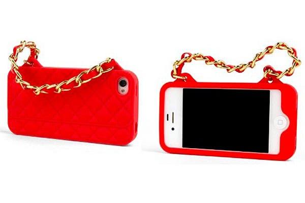 ¿Querés llevar tu IPhone con mucha elegancia? Esta puede ser una opción para vos. Foto: Craziestgadgets.com