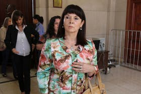 Susana Trimarco, madre de Marita Verón