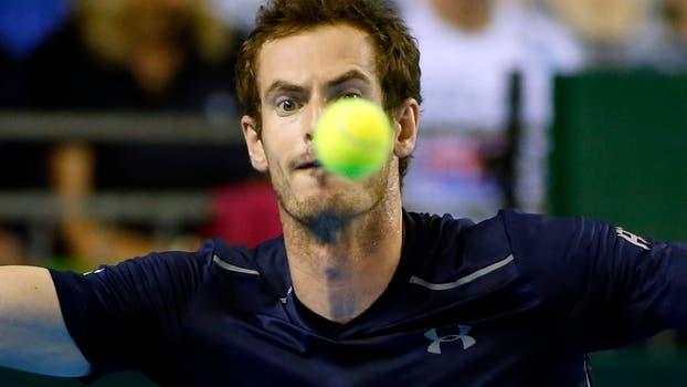 Copa Davis: Del Potro venció a Andy Murray
