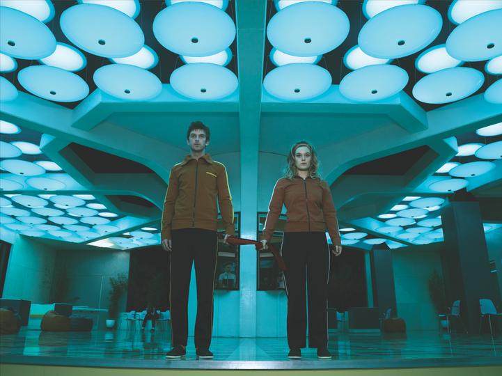 Dan Stevens es un joven esquizofrénico (y uno de los mutantes más poderosos del mundo) en Legion