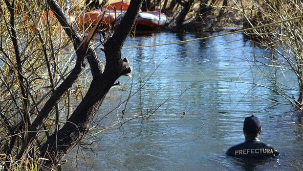 El relevamiento del río Chubut no arrojó resultados y dejó la causa sin horizonte claro