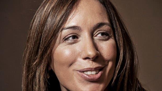 La candidata a gobernadora bonaerense por el Pro, María Eugenia Vidal