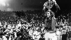 La mayor conquista de Vilas: el título en el US Open 1977