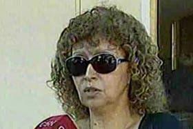 Dina Acevedo, la mamá de Agustina, desea que su hija se recupere pronto