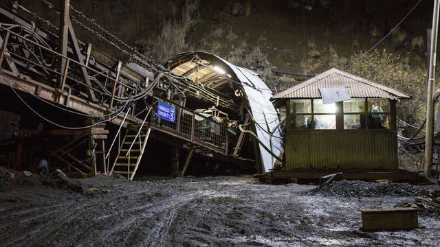 La mina de Río Turbio está tomada por ATE
