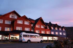 El lujoso Hotel Alto Calafate, adquirido por Néstor Kirchner en 2008