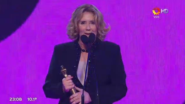 Mejor actriz de reparto: Verónica Llinás y un premio con gusto a revancha