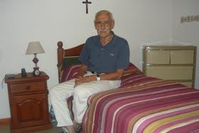 La última imagen en su celda fue tomada por el periodista Ceferino Reato