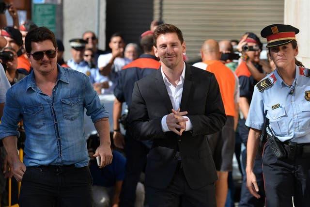 La familia Messi también apareció en los Panamá Papers