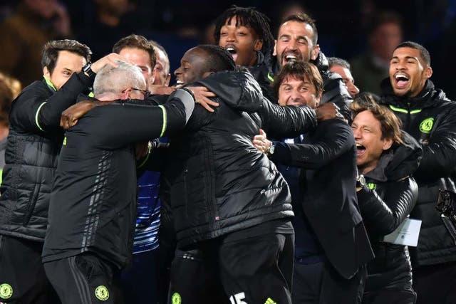 Chelsea, campeón de la liga inglesa