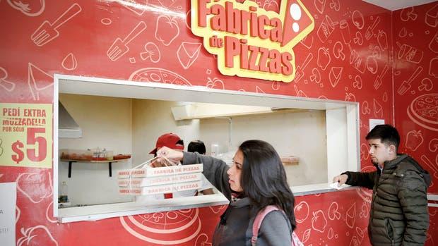 Fábrica de Pizzas prepara su llegada a México y Colombia