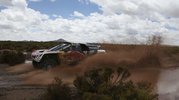 Suspenden sexta etapa por intensas lluvias en el altiplano boliviano — Rally Dakar