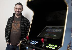 Juan Pablo Bettini, de Dedalord. El intercambio con los usuarios fue clave para el éxito de sus títulos para iOS y Android. El más reciente, Running Fred