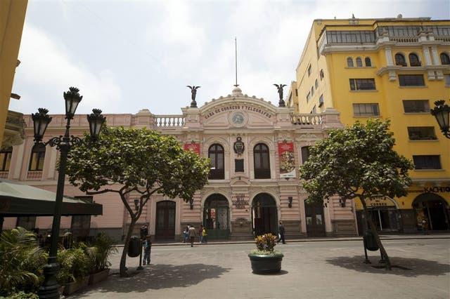 La Casa de la Gastronomía Peruana