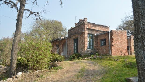La casa-museo de Fernando Fader, en Loza Corral, 130 km al norte de Córdoba capital