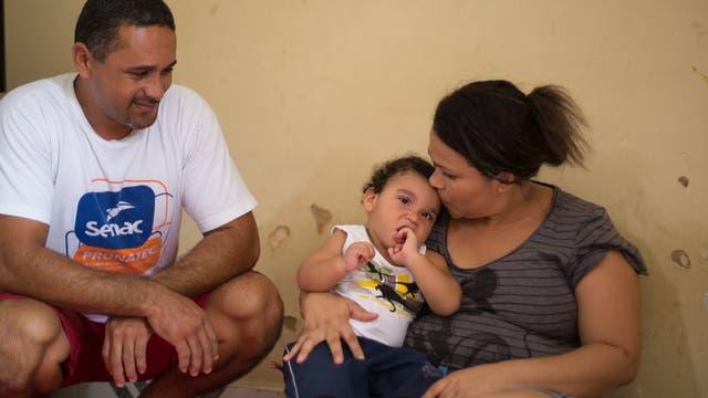 Los padres de João Miguel están desempleados, pero reciben una subvención del estado.