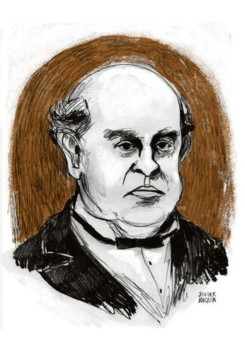 Sarmiento, un presidente atípico