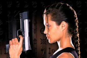 Angelina Jolie en Tomb Raider