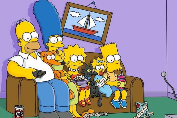 Los Simpson, ahora XXX
