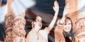 Fotomontaje de las Madres de Plaza de Mayo