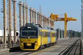 El tren que unirá Argentina y Uruguay