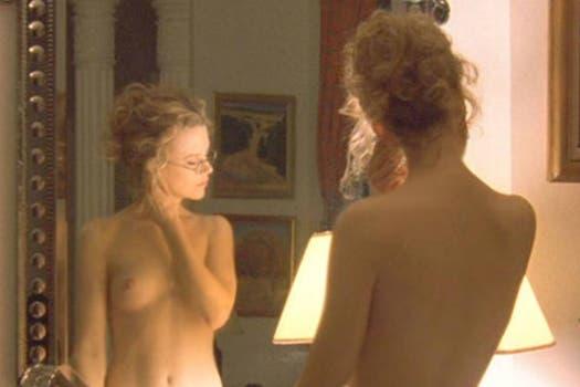 Nicole Kidman, desunuda en Eyes Wide Shut. Foto: Archivo