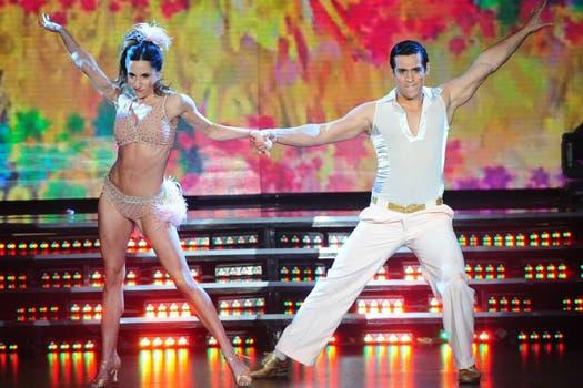 Magui Bravi, la ganadora de Soñando por bailar 2: Su máximo puntaje, 59 en Arabe en la arena; 32 en Reggaettón. Foto: Ideas del Sur