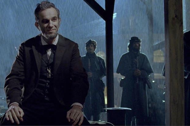 Una escena del film Lincoln, la nueva producción de Steven Spielberg