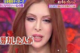 """""""Quiere ser una muñeca porque a las muñecas nadie las llama feas"""", destacó uno de los amigos de la modelo japonesa"""