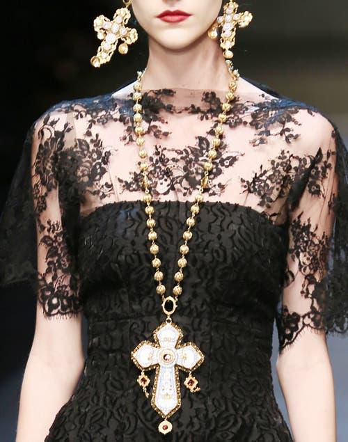 Dolce Gabbana colección otoño-invierno 2013.