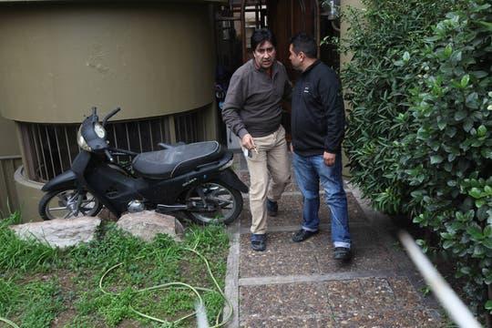 Segundo Tevez ya se encuentra en su casa y está sano y salvo. Foto: LA NACION / Ricardo Pristupluk