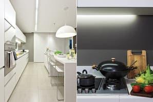 Una propuesta para iluminar tu cocina