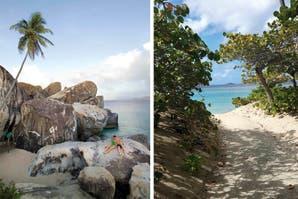 Descanso en el paraíso: Islas Vírgenes británicas