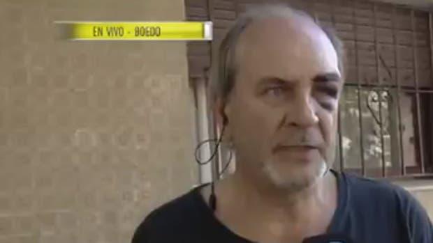 José Luis Cristóforo recibió un tiro en la frente cuando le rebaban la camioneta