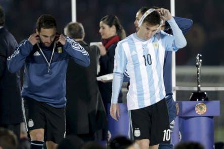 Un póquer de diferencias: por qué este Argentina-Chile no se parece al de la final de la Copa América